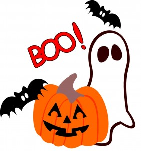 halloween-party-borders-Halloween-Graveyard-Cake-Decorations
