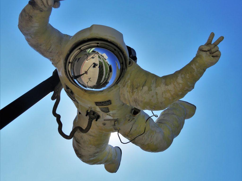 Упражнения за космонавт